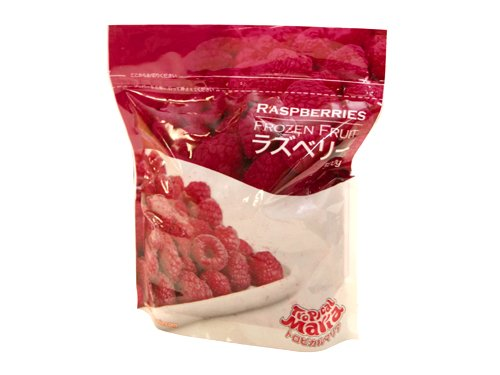 トロピカルマリア・冷凍ラズベリー 500g