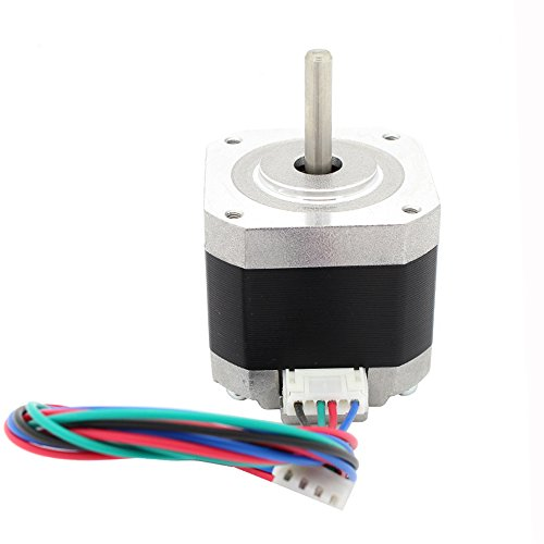 Iverntech 6pcs 400MM XH2.54 4pin to 6pin Terminal Stepper Motor Cables for 3D Printer Nema 17 Stepper Motor