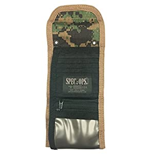 Spec-Ops Brand T.H.E. Wallet J.R. - Marpat Digital Woodland