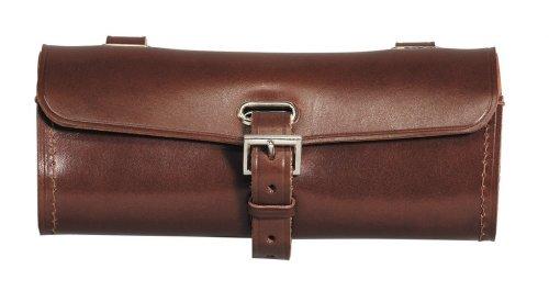 Brooks Challenge Tool Bag Leder Sattel Tasche Werkzeug Tasche, Challenge Tool Bag, Farbe braun