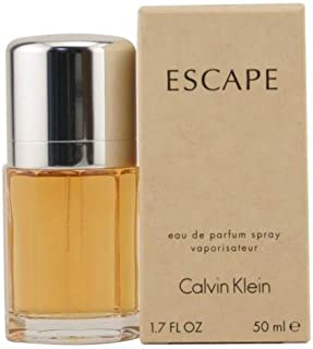 Calvĭn Klȅin ESCAPE Perfume for Women 1.7 oz Eau de Parfum