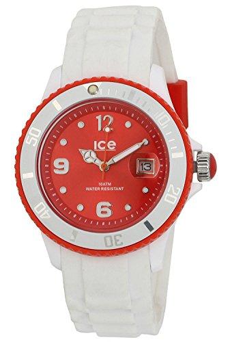 ICE-Watch Reloj Analógico para Unisex de Cuarzo con Correa en Silicona SI.WD.U.S.11