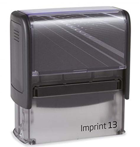 TIMBRO Autoinchiostrante Personalizzato Imprint 13