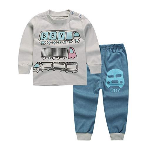 Newborn Little Kids Boys Clothes Set Baby Boy Clothes Fashion Toddler Baby Clothing,Toddler Bebe Set Age 12M3T5T6T Fashion Sets,Ivory,4T