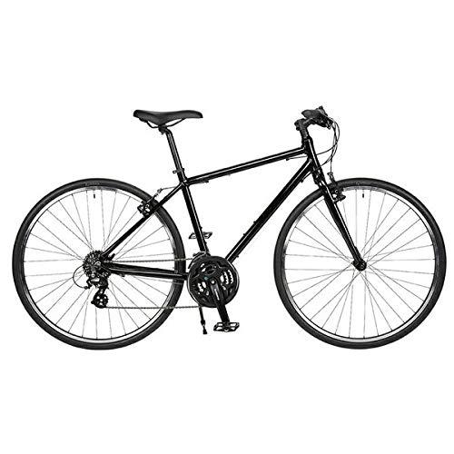 RITEWAY クロスバイク シェファードシティ SHEPHERD CITY ブラック 500mm B07HKX4HJT 1枚目