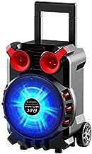 Innova BT 30W - Altavoz Multimedia Trolley, Color Negro