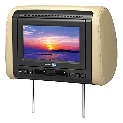 """Audiovox MTGHRD1 7"""" Headrest Monitor with DVD/HDMI Output"""