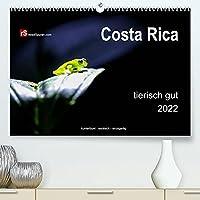 Costa Rica tierisch gut 2022 (Premium, hochwertiger DIN A2 Wandkalender 2022, Kunstdruck in Hochglanz): Costa Ricas unglaublich vielfaeltige Tierwelt in freier Wildbahn eingefangen - kunterbunt - exotisch - einzigartig! (Monatskalender, 14 Seiten )