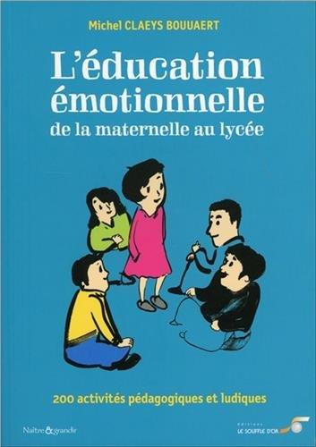 Education émotionnelle
