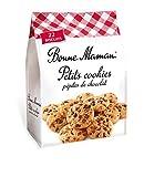 Bonne Maman Petits cookies aux pépites de chocolat - Le sachet de 22, 250g