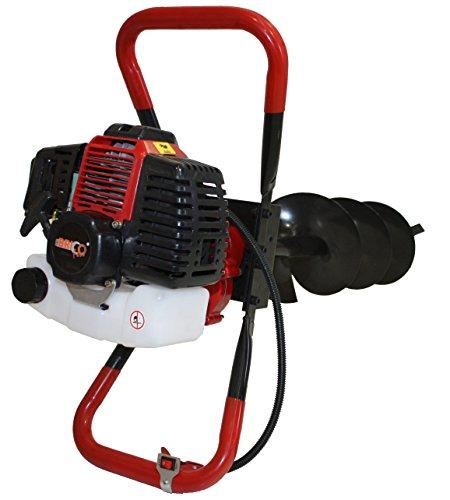 Bricoferr BFP009 Ahoyador Plantador de Gasolina