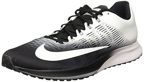Nike Air Zoom Elite 9, Zapatillas de Running Hombre, Multicolor (Noir/discret/blanc), 43 EU