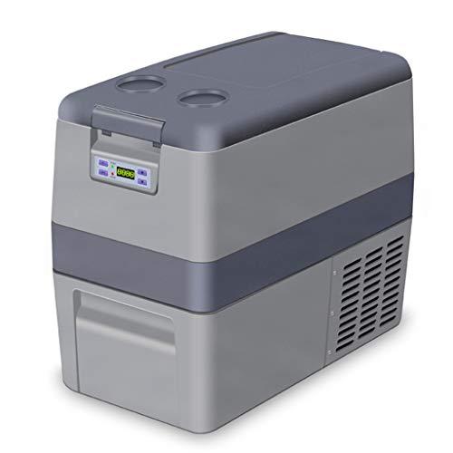 Refrigeradores De Coche Mini Nevera 12 / 24v Refrigerador De Coche Vehículo Portátil Refrigerador De Camping Congelador para Camión, RV, Barco, Picnic, Viajes Al Aire Libre