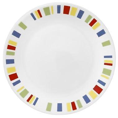 "Corelle Livingware Memphis 6-3/4"" Bread & Butter Plate (Set of 4)"