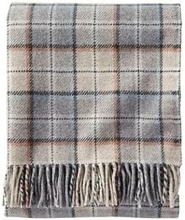 Pendleton Easy Care, Throw Blanket, Pearl Plaid