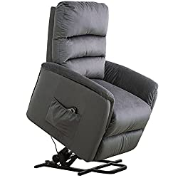Living room chair for back pain sufferers