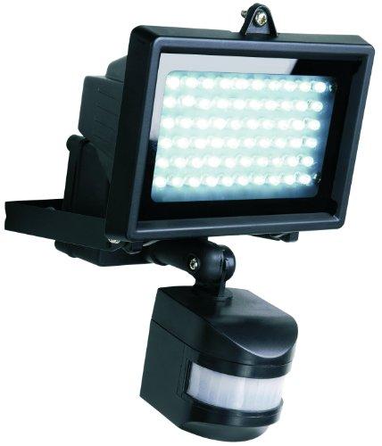 Byron Elro Flutlicht LED mit Bewegungsmelder