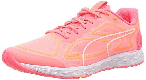 PUMA Speed 300 Racer 2 Damen Laufschuhe Ignite Pink-Fizzy Orange UK 5_Adults_FR 38