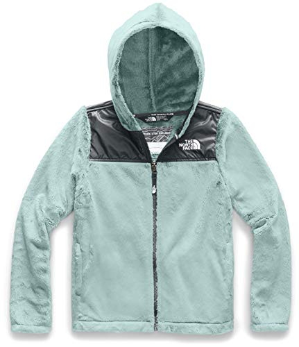 The North Face Kids Girl's Oso Hoodie Windmill Blue MD (10-12 Big Kids)