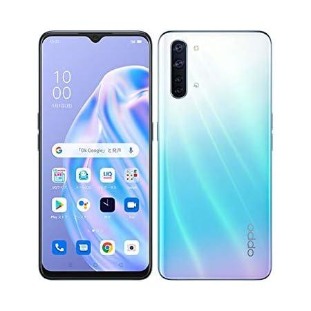 OPPO Reno3 A Ymobile ワイモバイル 6GB+128GB SIMフリー ホワイト スマートフォン本体