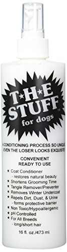 The Stuff Dog Conditioner 16oz Ready to use