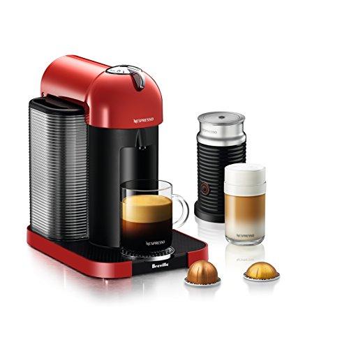 delonghi nespresso lattissima red - 5