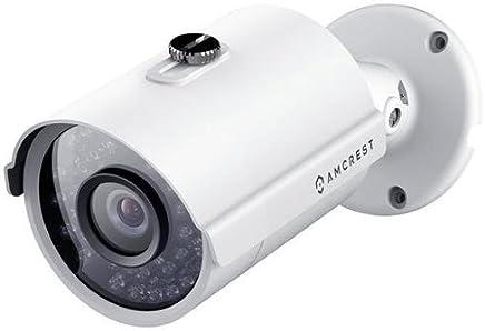 Amcrest Full HD 1080P Bullet Outdoor Security Camera 4PACK-AMC2MBC28P-B