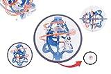 KING JUGUETES Bola Laberinto 3D. Juego Habilidad Educativo Infantil para Niños. Pelota Mágica Pasatiempos Rompecabezas Circuito Equilibrio Motricidad Lógica