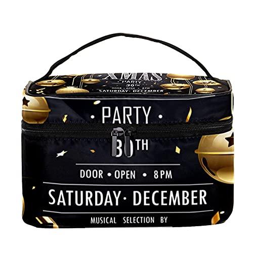 Lobo Animal (L xW xH) 22,5 x 15 x 13,8 cm Bolsa de maquillaje de viaje, bolso de embrague/bolsa de cosméticos, bolsa de maquillaje, bolsa de cosméticos, organizador de accesorios de viaje