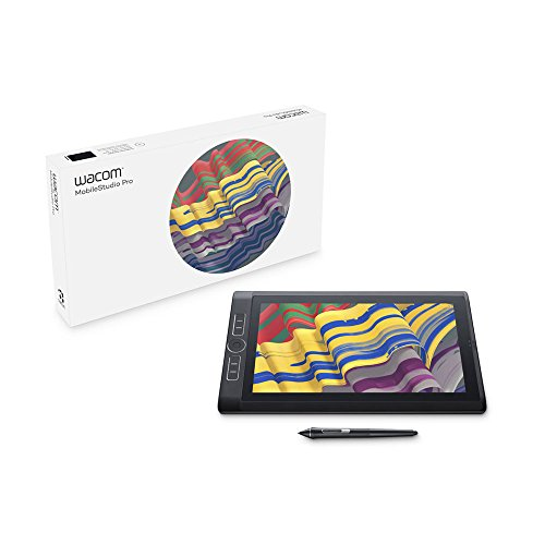 Wacom DTHW1320M Mobile Studio Pro 13 Tablet, Windows 10, 13',Intel...