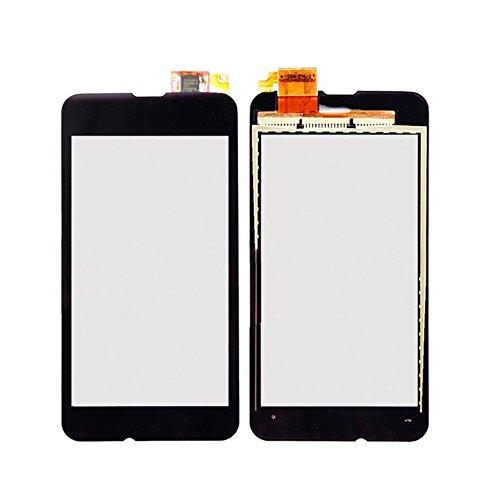 UU FIX LCD Display Touchscreen Für Nokia Lumia 530 N530 U530 RM-1018(Schwarz) Touchscreen Digitizer Glas Ersatz Mit Werkzeugsatz(Ohne LCD).
