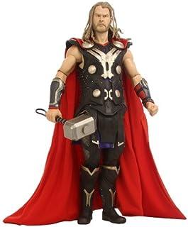 NECA NECA61236 - Figura de acción Los Vengadores (61236) - Figura Thor The Dark World (45cm)