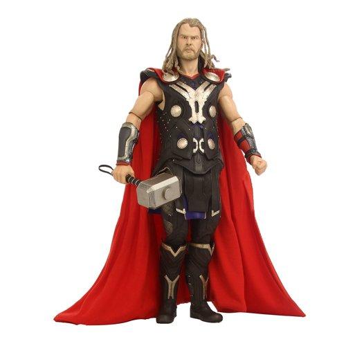 NECA-Le Monde des Ténèbres Thor Figurine, 634482612361, 46 cm