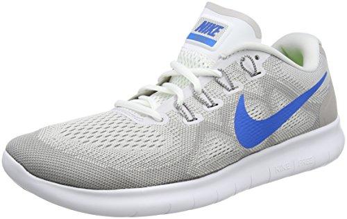 Nike Free RN 2017, Scarpe Running Uomo, Grigio (Vast Grey/Blue Nebula-Blue Heron-Atmosphere 009), 40.5 EU
