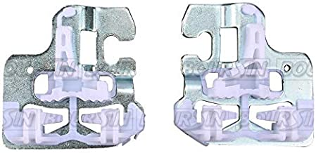 Window Regulator Clips fits BMW X5 E53 2000-2006 Front Left/Right Metal PACK OF 2