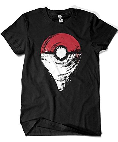 2007-Camiseta Pokemon - go! (Dr.Monekers)