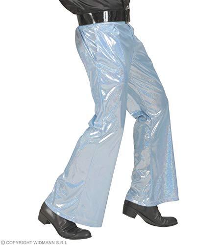 Widmann Holographic Sequin Pants - Blue