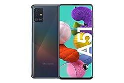 Samsung Galaxy A51 Smartphone Bundle (16,4cm (6,5 Zoll)) 128 GB interner Speicher, 4 GB RAM, Dual SIM, Android inkl. 30 Monate Herstellergarantie [Exklusiv bei Amazon] Deutsche Version