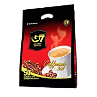 【ベトナム直輸入 】チュングエン G7 3in1 インスタントコーヒー 50袋入 ベトナムコーヒー [並行輸入品]
