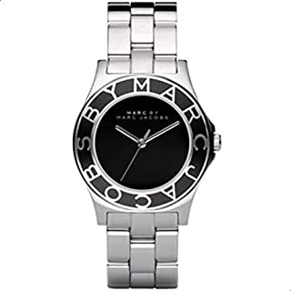 Marc Jacobs Casual Watch Analog for Women, Stainless Steel, MBM3058