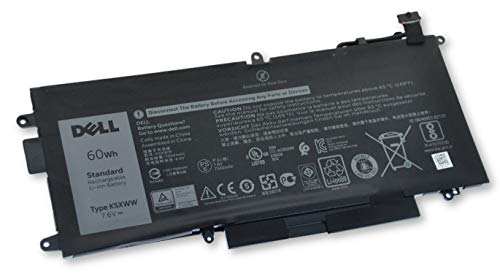 Dell Latitude 5289 2-in-1, Latitude 7389 2-in-1, Latitude 7390 2-in-1 Primary 4 Cell 60Wh Battery N18GG 725KY K5XWW