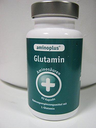 aminoplus Glutamin Kapseln, 60 pcs. Capsules