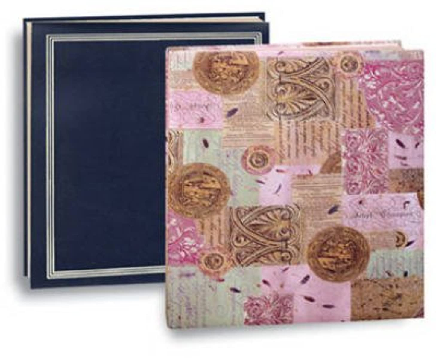 Pioneer Photo Albums - Embossed Postbound Album 11X14-Assorted Designer & Solid Color Covers