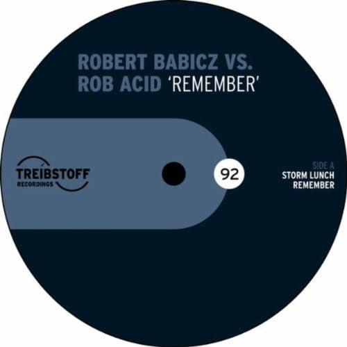Rob Acid & Robert Babicz