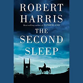 The Second Sleep audiobook cover art