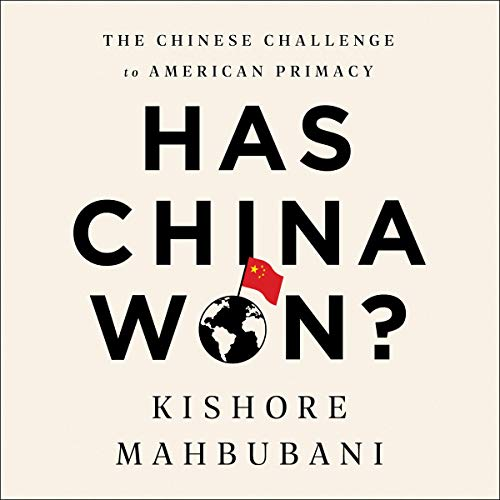 Has China Won? audiobook cover art