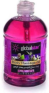 Global Star Rose Body Massage Oil 500 ml