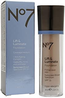 Best boots 7 foundation Reviews