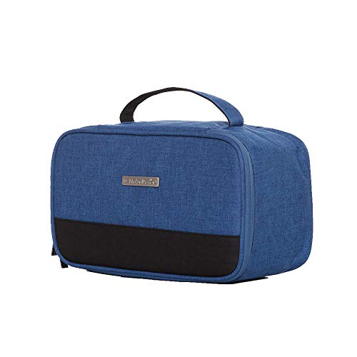 NaSaDen Travel Bra/Underwear Storage Bag - Portable Packing Cube Fashion HQ amazing packing waterproof organizers, best travel drawer dividers for women/girls Clothing & Closet Storage