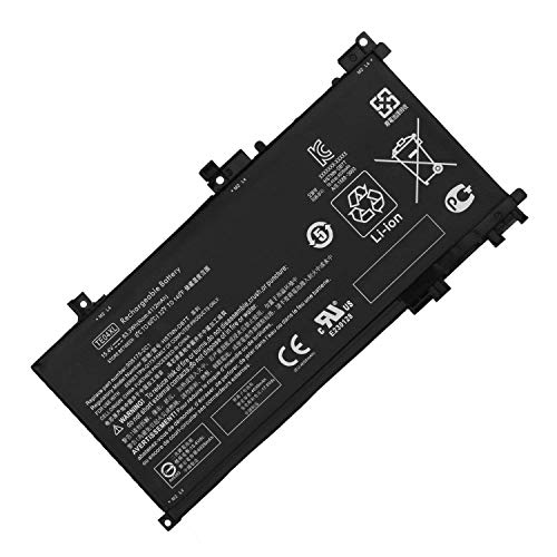 Hubei TE04XL Battery Compatible/Replacement for HP Omen 15-AX200 Series Pavilion 15-BC200 Series 905175-271 905175-2C1 905277-855 HSTNN-UB7A HSTNN-DB7T Laptop 15.4V 63.3Wh